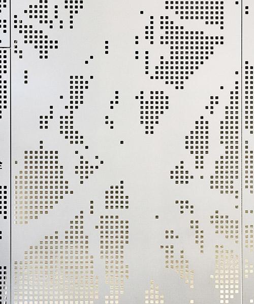 fachadas De metal